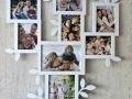 Фоторамка из дерева семья