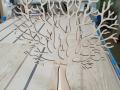 Дерево из фанеры фрезерная резка